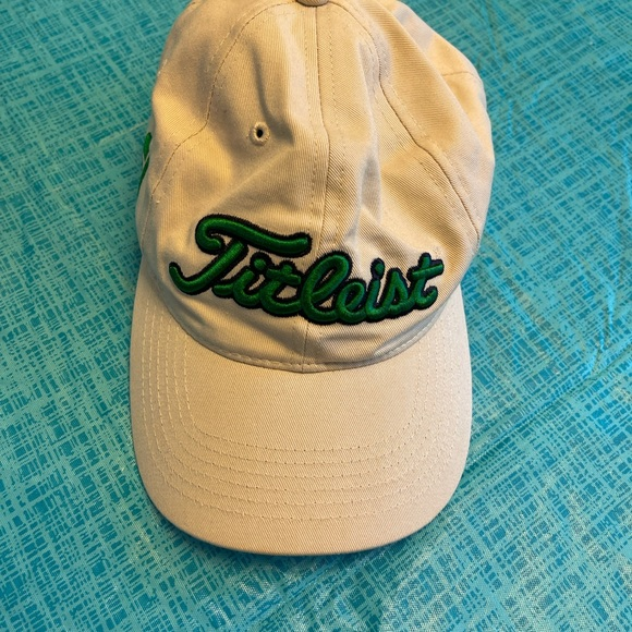 Titleist Footjoy Hat One Size Fits RARE